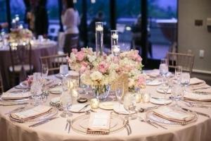 свадьба стол