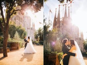 Организация свадьбы Барселона