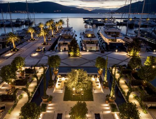 Porto Montenegro и другие люксовые места для отдыха в Черногории